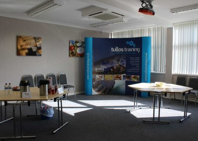 Tullos Training Open Day
